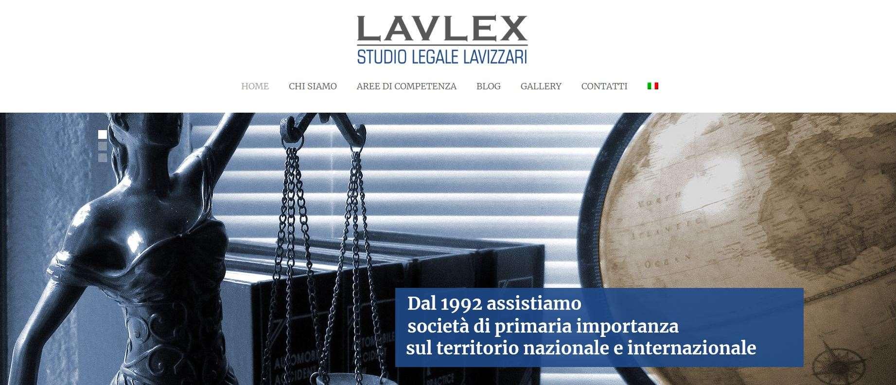 Lavlex Studio Legale Lavizzari Portfolio Clienti Digital Compass