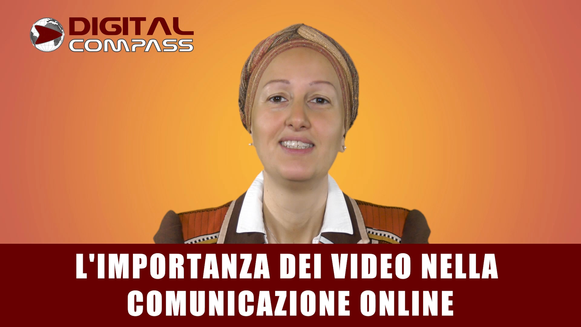 importanza video digital compass Orsola Nizzero