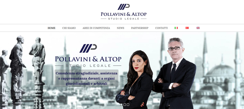 Pollavini Altop Avvocati Italia turchia